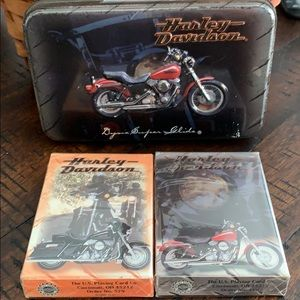 Harley Davidson Collector's Cards